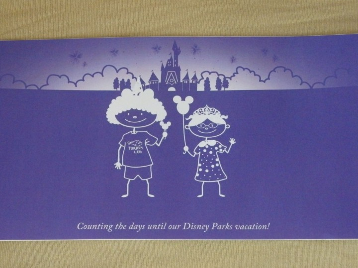 "A ""Disney Side"" decal that Todd and I designed"